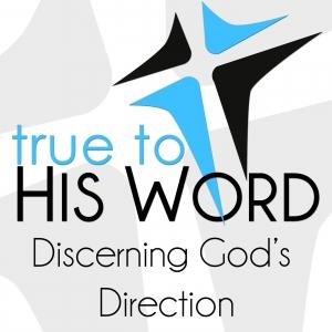 Discerning God's Direction